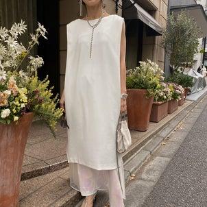 大人気のAURORAレイヤードドレスが緊急再販売決定♡の画像