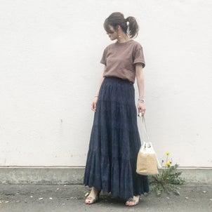 『UNIQLO』メンズTを可愛く着たい♡の画像