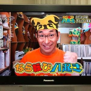NHK奈良「カブリモノ作家のいま」放送分の画像