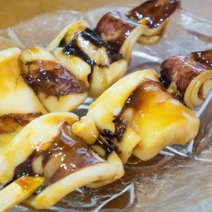久しぶりに男飯 イカの照り焼き 生姜焼きの画像