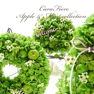 carafiore 【Apple & Mint collection】の画像