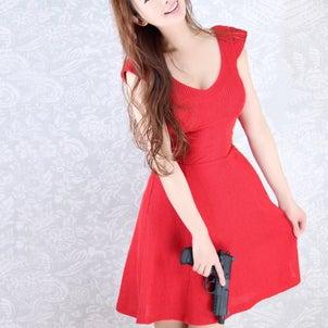 ☆ 赤ドレス ☆の画像
