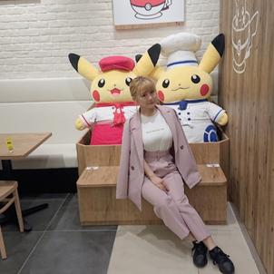 【大丸】ポケモンカフェ【緊急事態宣言解除】の画像
