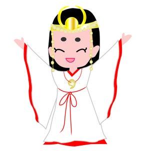 神話から紐解く♡女性が女神になる道の画像