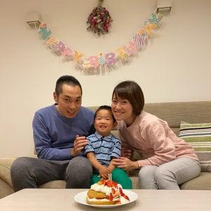息子2歳の誕生日パーティー…料理家だけど作ったのはちょっとだけの画像