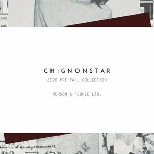 「CHIGNONSTAR」2020AWご予約受付中①の画像