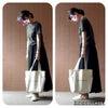 【アラフィフコーデ】リネンマキシスカートの画像