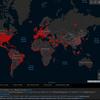 ★感染マップ・5/24、昨日カナダ、中国超す~新型コロナウィルスの画像