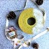 人気な抹茶シフォン❤️ふわふわに焼き上げるためには?の画像