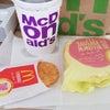 マクドナルド 朝マックの画像