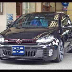 ゴルフ6GTI(5K):VW純正LEDテールセットアップ(山梨県)の画像