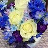 大切な方へ青い花束を贈ろう♡の画像