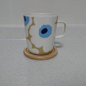 marimekkoのカップの画像