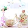 お茶会、ご好評いただいています(*^^*)の画像