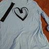 CVポート用のTシャツ手作りしてみました♪の画像