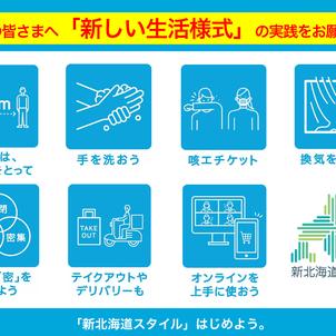 「新北海道スタイル」導入の画像