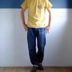 色落ちDENIMに合わせるオススメTシャツ3選!の画像