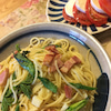 ウド料理(イタリアン)の画像