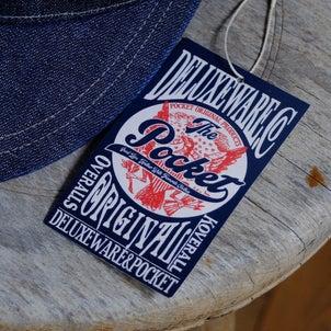 『Pocket x Deluxewear 別注品 第四弾発表!!』の画像
