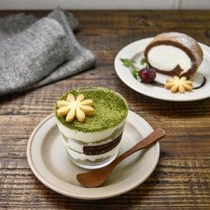 ケーキ作り#抹茶ティラミスとロールケーキ  #撮影#ローソンのアレの画像
