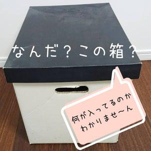 【なんだ?この箱?】あなたのご家庭にもひとつはあるはず・・・・の画像