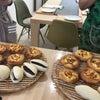 パン作り、レシピに書かれていることだけではわからないことが学べるのが教室の画像