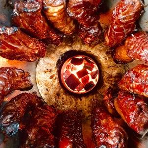 梅雨入り時の焼豚の画像