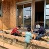 自然素材に薪ストーブ、ハーフビルド施工と見どころいっぱい、子育て応援!S様邸。の画像