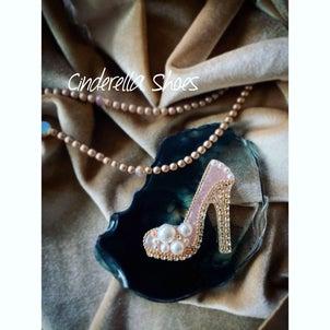 グルーデコzoomレッスンCinderella shoesの画像