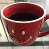 畑のあとのコーヒーの画像