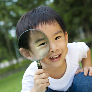 男の子に集中力を身に付けたいなら、虫捕りに出掛けよう!の画像