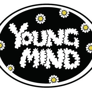 子ども心を忘れずに!!!「YOUNG MIND」!!の画像