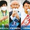 【東京都知事選】各立候補者演説をまとめてみましたの画像