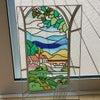 春の匂いがするグラスアート教室でした!の画像