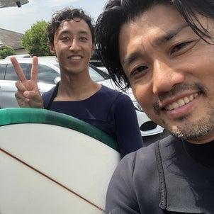 サーフィントレーニングの画像
