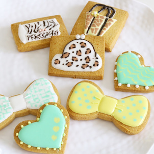 JSAアイシングクッキー認定講座&敢闘賞ありがとうございましたの画像