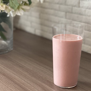 朝の1杯で身体が変わる?「ピンクスムージー」とは?の画像