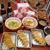 台北でおいしいパリパリ焼き餃子とタンメン が食べられる「虎記餃子」の画像