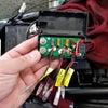 GSX-S750、LEDヘッドライト・D-UNITお取り付け!のお話。の画像