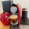週末DIY コーヒーステーションの画像
