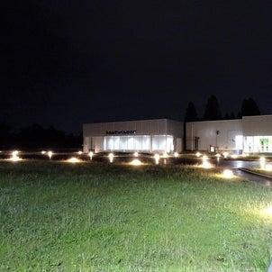 夜の八木山てっぺんひろば(八木山動物公園駅)の画像