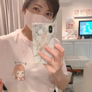 オリジナル まぐちかちゃんTシャツできた!!の画像