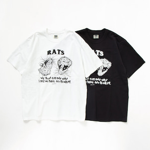 """RATS×Hirotton TEE """"OUR OWN WAY"""" 7/4 DELIVERY.の画像"""