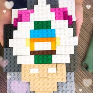 今日はブロックの日 〜ソフトクリームの日〜の画像