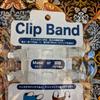 コロナ禍のマスク補助品 クリップバンド の画像