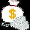 お金が貯まる袋の画像