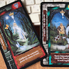 【今日のカード】ロードオブザリングのタロットです!の画像