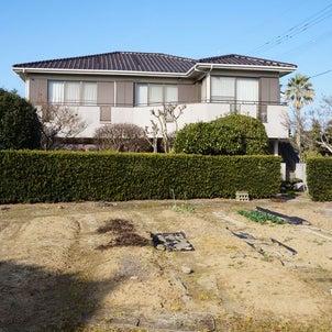 物件情報ブログ更新しました。畑付き駐車4台以上 収納タップリ中古住宅の画像