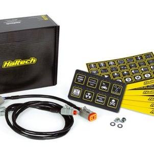 Haltech ハルテックの新作ラッシュ。CAN接続のキーパット、統合スイッチユニットです。の画像