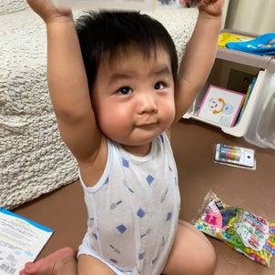 離乳食投げが激しい息子の画像